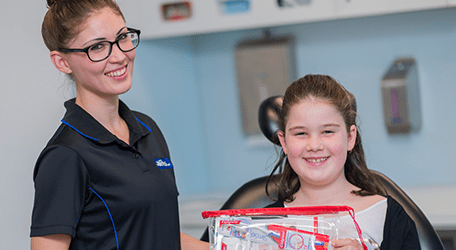 Kids Dentistry in Hervey Bay
