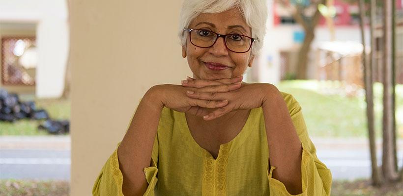 aging oral health
